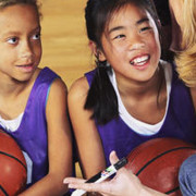 GIRLS ONLY BASKETBALL CLINIC