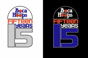 2003 BH_15th Anniversary Logo