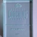 2005 PCA Award